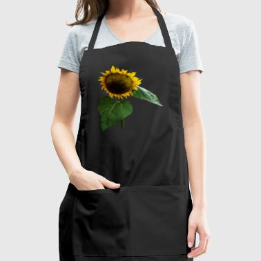 Bowing Sunflower - Adjustable Apron