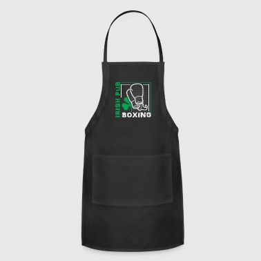 Irish Pubs Irish pub boxing - Adjustable Apron