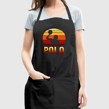 Polo - water ball swimmer sport - Adjustable Apron
