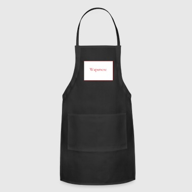 Layout Wapanese (1st layout) - Adjustable Apron