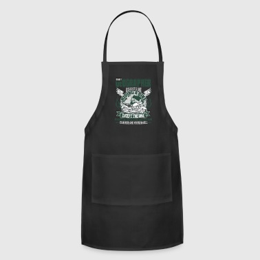 Being A Geographer T Shirt - Adjustable Apron