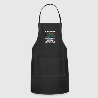 Legends are made in South Africa - Adjustable Apron