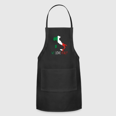 We love Italy - Adjustable Apron