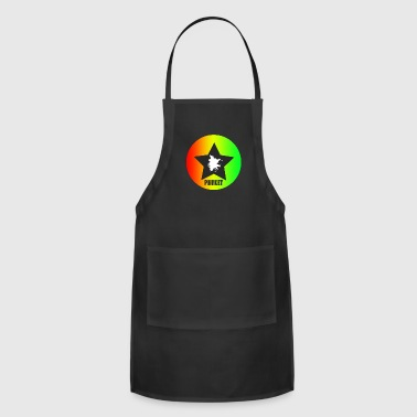 Phuket star with map - Adjustable Apron