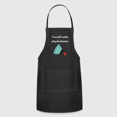 Badminton - Adjustable Apron