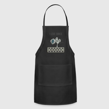 i love dance - Adjustable Apron