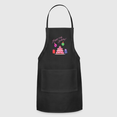 18th Birthday - Adjustable Apron