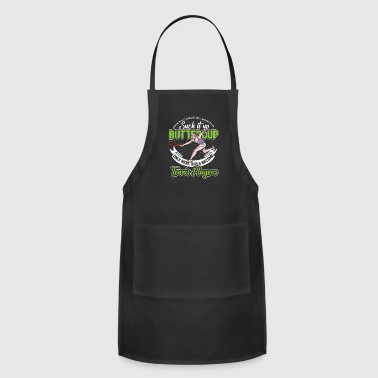 Buttercup Suck it up buttercup - Adjustable Apron