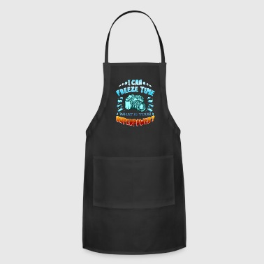 Photographer - Superpower - Adjustable Apron