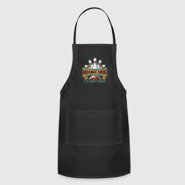 Bowling - Adjustable Apron