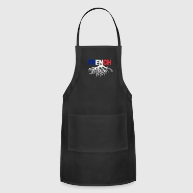 French French Roots - Adjustable Apron