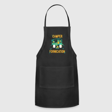Camper Fornication for campers - Adjustable Apron