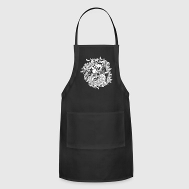 Hero hero hero - Adjustable Apron