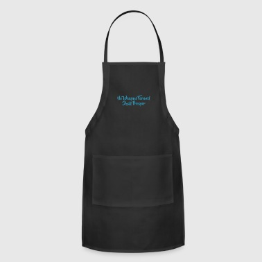 No Weapon Formed - Adjustable Apron