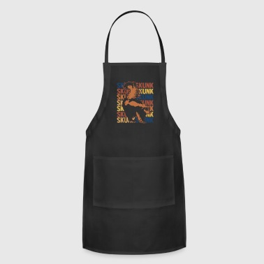 Skung Gift Animal foul smell America - Adjustable Apron
