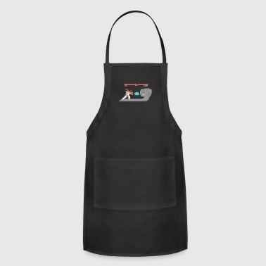 Fighter Of Streets - Adjustable Apron