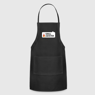 I Am The Grill Master! - Adjustable Apron