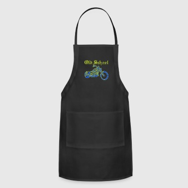 Old School Chopper - Adjustable Apron