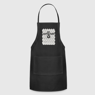 Be different! - Adjustable Apron