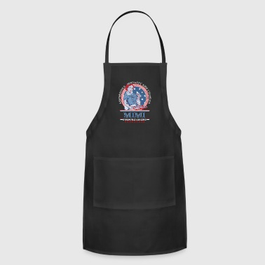 Mimi For President Mimi T Shirt - Adjustable Apron