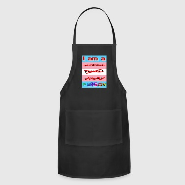 person - Adjustable Apron