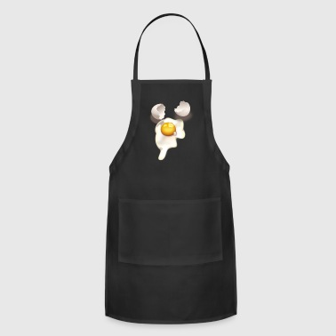 Egg Yolk egg - Adjustable Apron