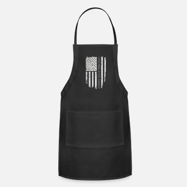 Thin thin silver - Adjustable Apron