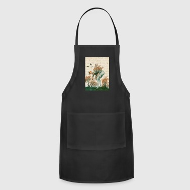 Art Deco deco art - Adjustable Apron