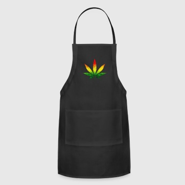 Colorfull Hemp - Adjustable Apron