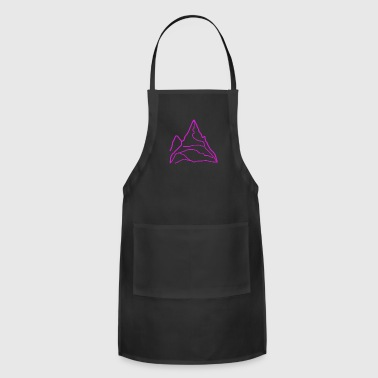Matterhorn - Mountain - Alps - Adjustable Apron