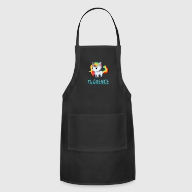 Florence Unicorn - Adjustable Apron