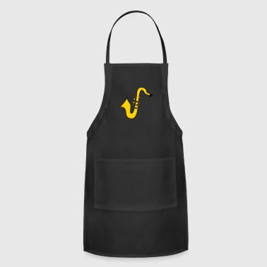 saxophone - Adjustable Apron