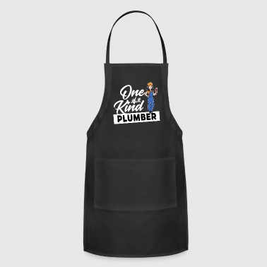 Female Plumber - One of A Female kind - Adjustable Apron