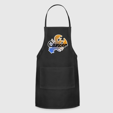 Signora Zodiac Sign Cancer - Adjustable Apron