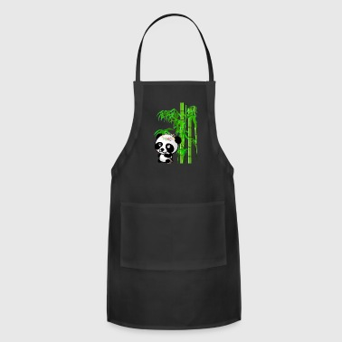 Bamboo Bamboo Panda - Adjustable Apron