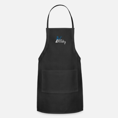 Anniversary 2nd anniversary - Adjustable Apron