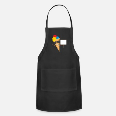 Ice ICE CREAM - Adjustable Apron
