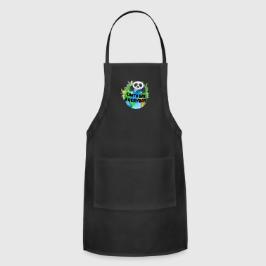Earth Day Every Day - Adjustable Apron