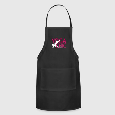 Yoga Chic - Adjustable Apron