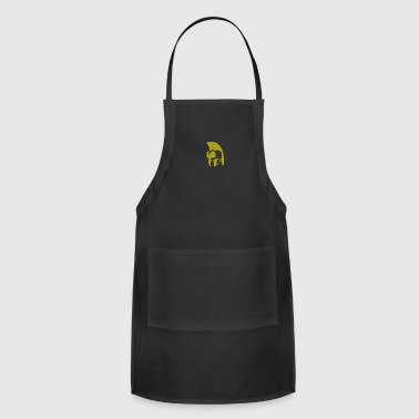 Sparta - Gold - Adjustable Apron