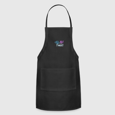 Chain Dinner Time - Adjustable Apron