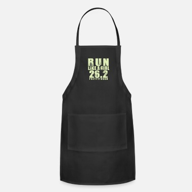 Run Like A Girl Run like a girl 26 - Adjustable Apron