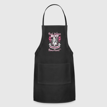 Real women bowhunt - Adjustable Apron