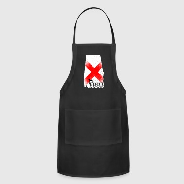 Alabama Alabama - Adjustable Apron