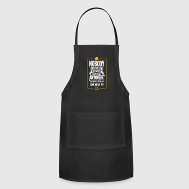 no body - Adjustable Apron