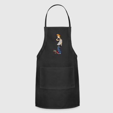 skater - Adjustable Apron