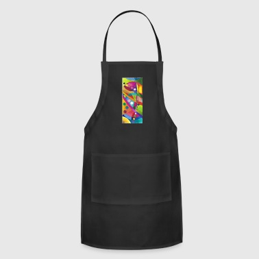2017 June Absentia - Adjustable Apron