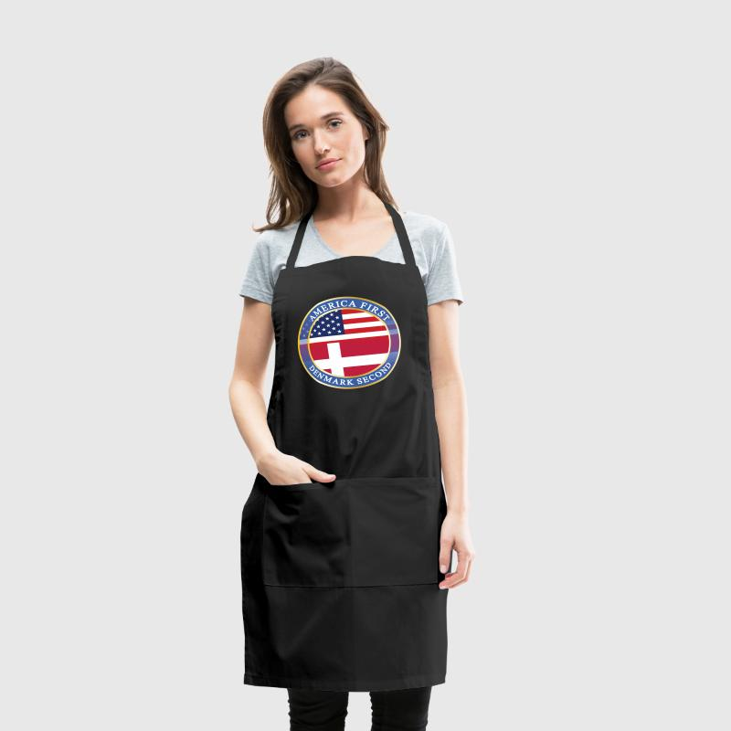 AMERICA FIRST DENMARK SECOND - Adjustable Apron
