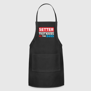 Volleyball Setter - Adjustable Apron