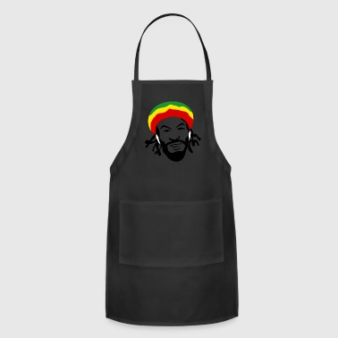 Future Rasta - Adjustable Apron